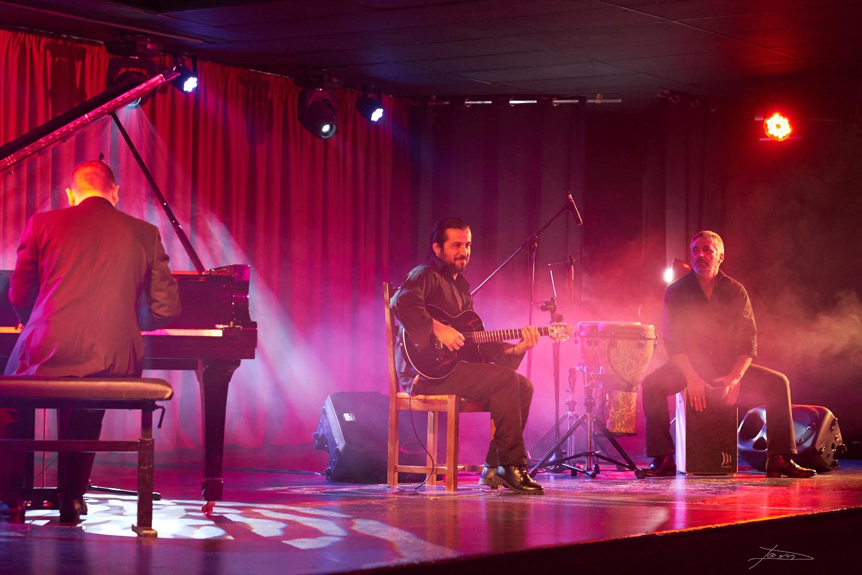 trio jazz fusion